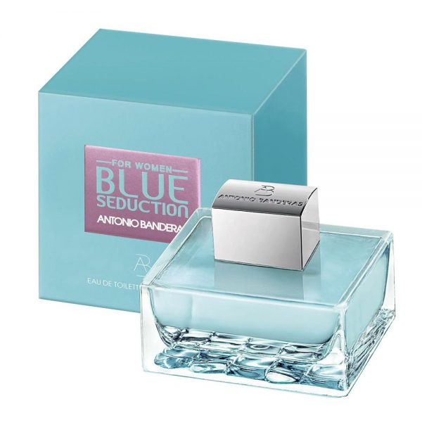 perfume antonio banderas blue seduction woman