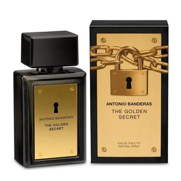 perfume antonio banderas golden secret