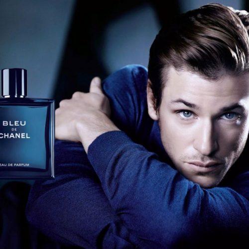 Bleu de Chanel !