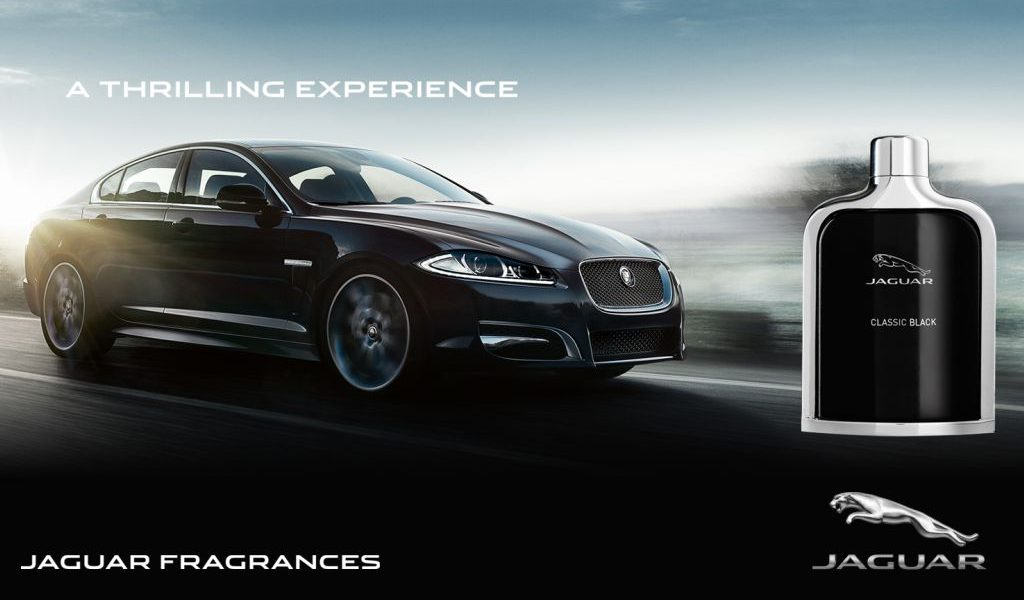Jaguar Classic Black !