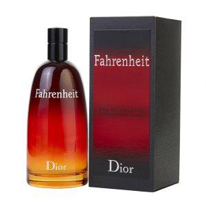 perfume christian dior fahrenheit