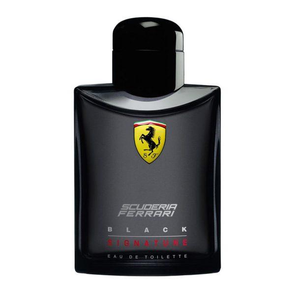 perfume ferrari black signature