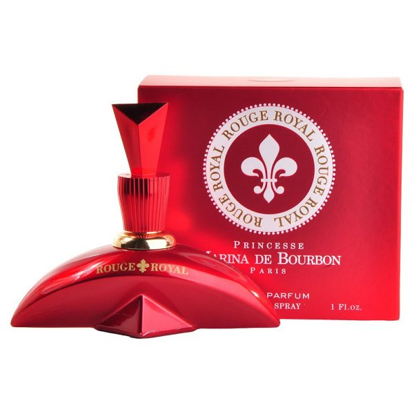perfume princesse marina bourbon rouge royal